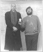 30 января 1992 года. Галерея в Трёхпрудном переулке.