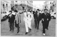 Футуристы выходят на Кузнецкий